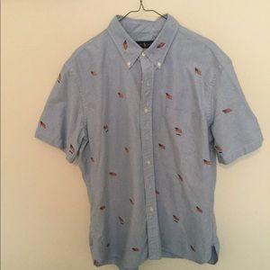 Polo Ralph Lauren Short Sleeved Oxford